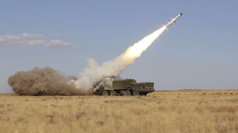 Черноморский флот России в Крыму усилят новым ракетным комплексом «Бастион» – СМИ