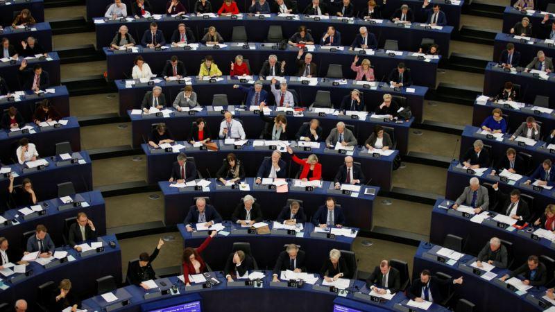 Европарламент не считает Россию стратегическим партнером ЕС из-за аннексии Крыма