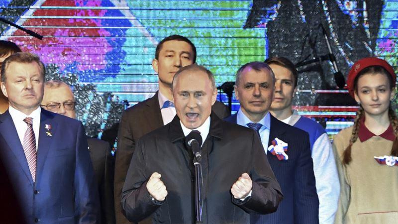 Путин 20 марта обсудит с министрами правительства России «итоги развития Крыма»