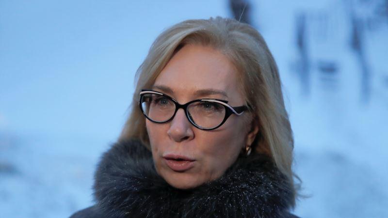 Денисова обсудила состояние здоровья Бекирова с заместителем главы Миссии ЕС в Украине