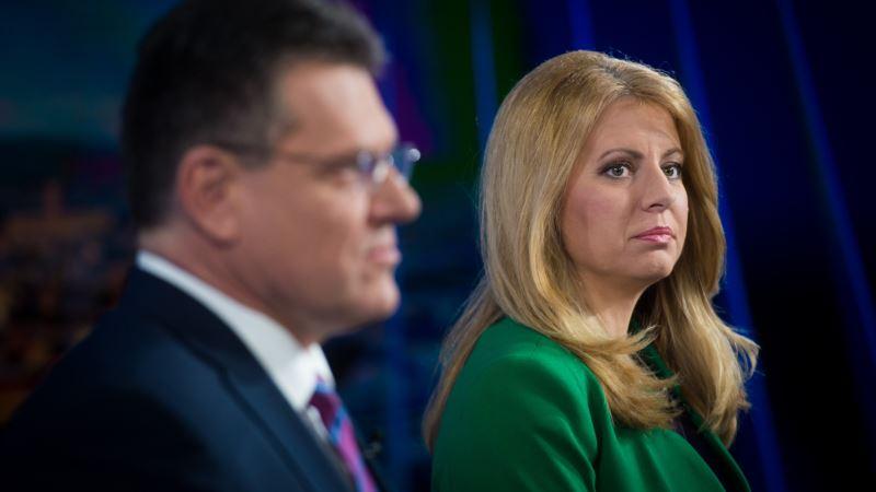 Второй тур выборов президента в Словакии – шансы на победу у правозащитницы Капутовой