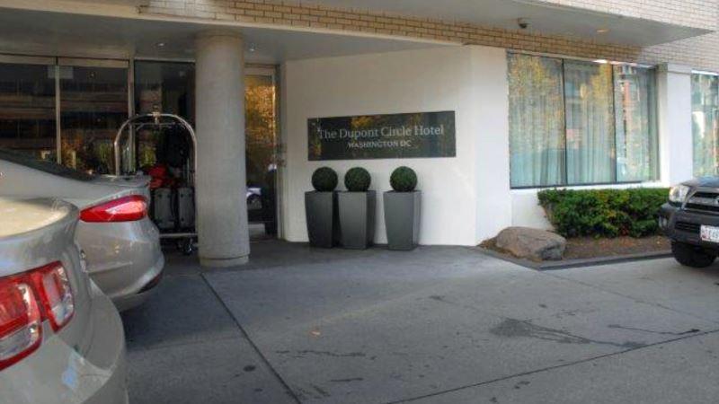 Смерть в Дюпоне: фотографии из гостиничного номера Михаила Лесина (фоторепортаж)