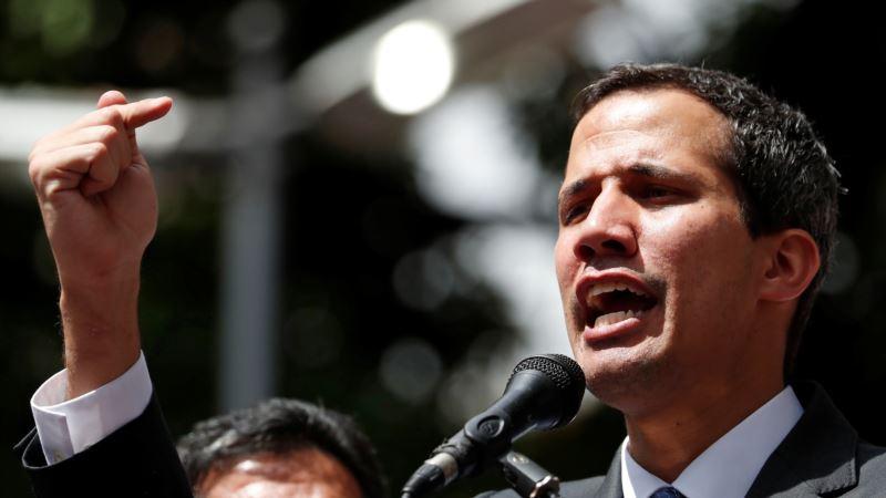 Венесуэла: Гуайдо вновь призвал к отставке Мадуро и к новым выборам