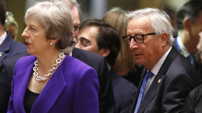 Евросоюз согласился отложить Brexit при условии, что парламент Британии поддержит соглашение Мэй