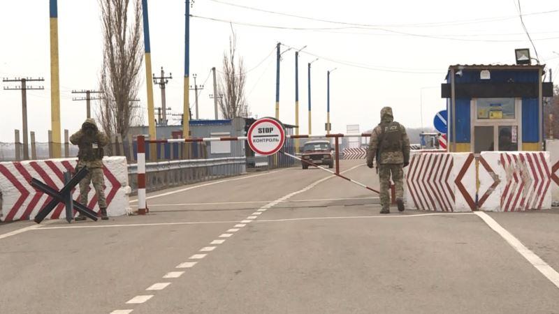 Госпогранслужба Украины советует не раскрывать цель поездки при пересечении админграницы в Крымом в день выборов