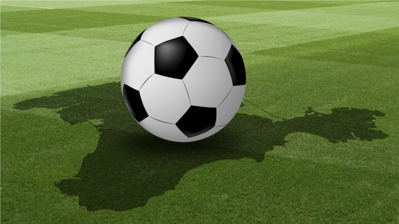 В Крыму пройдут матчи 16 тура футбольной Премьер-лиги