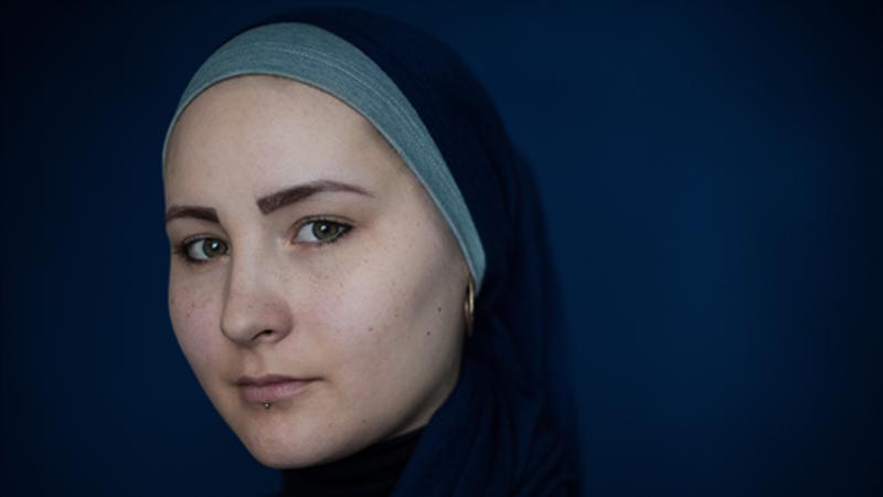 В Международный женский день Радио Свобода поблагодарила фотокора Алину Смутко за работу в Крыму