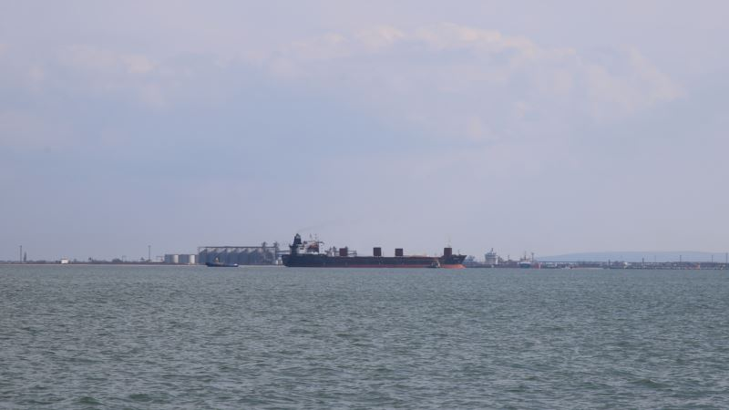Cудно Maryland сняли с мели в Керченском проливе – СМИ