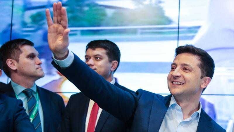 ЦИК обработала 95% протоколов: почти 13 млн избирателей поддержали Зеленского