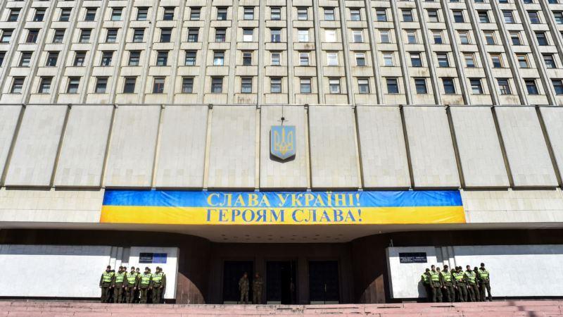 ЦИК Украины приняла протоколы всех окружных избирательных комиссий