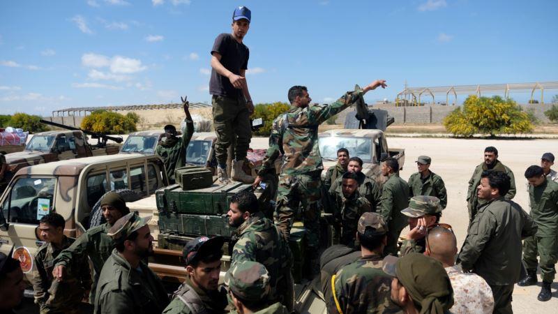 В боях за Триполи погибли более 170 человек – ООН