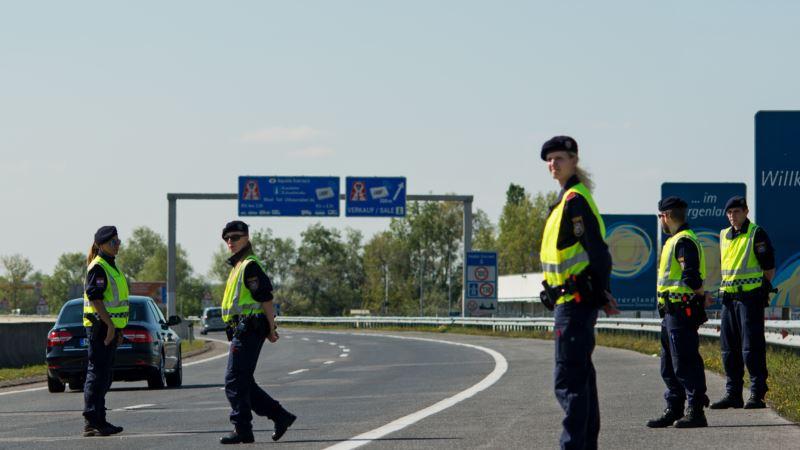 Австрия продлит пограничный контроль для борьбы с нелегалами