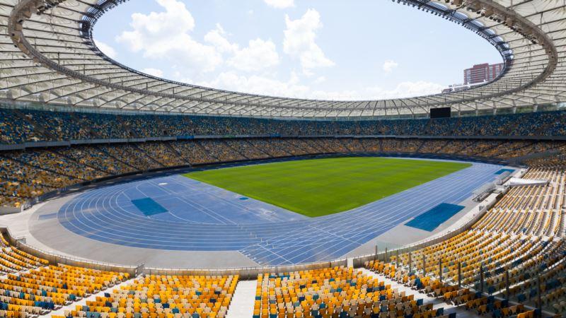 Активисты ждут от Порошенко и Зеленского «конкретных ответов» по Крыму на стадионе