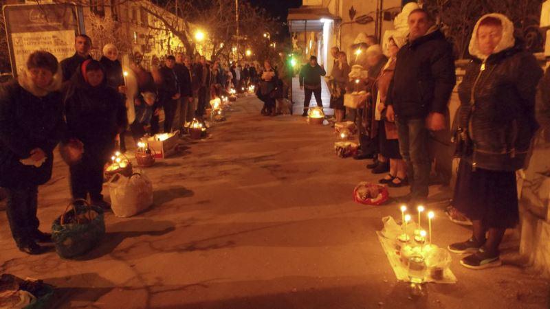 В Севастополе предупреждают о перекрытии дорог на Пасху