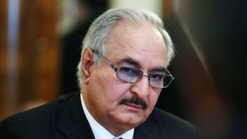 Ливия: ООН призывает командира Хафтара остановить наступление на Триполи