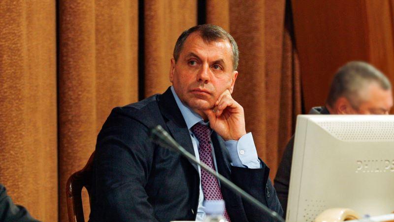 Доход крымского спикера Константинова уменьшился в три раза – декларация