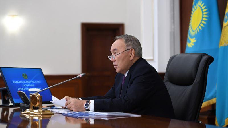 Назарбаев официально предложил нового президента Казахстана