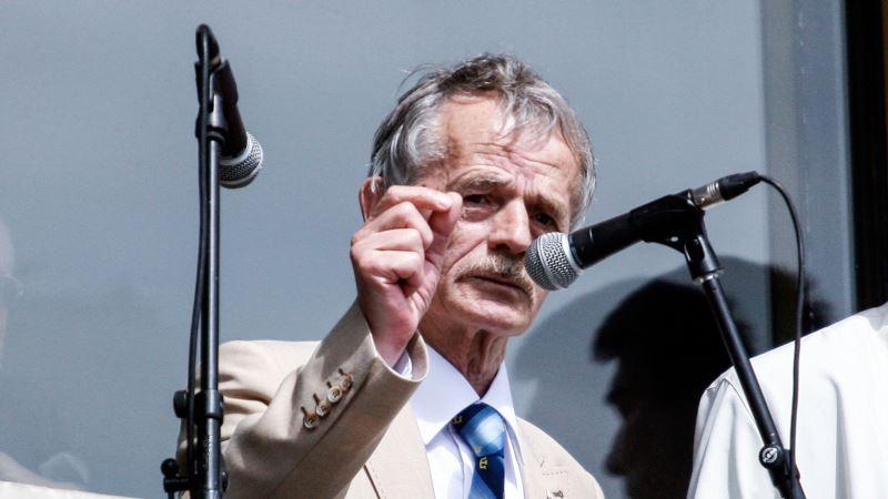 Джемилев: «Не получил от Зеленского конкретного ответа по крымскотатарской автономии»
