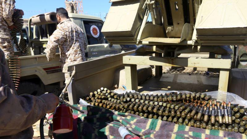 ВОЗ: В боях за Триполи убито более ста человек и почти 600 раненных