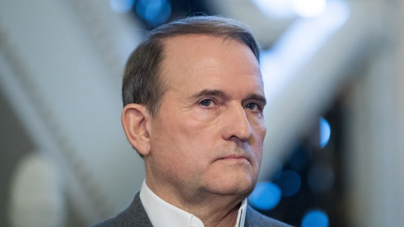 Медведчук: Зеленскому в случае победы следует заключить соглашение с Россией