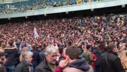 Зеленский заявил о распространении билетов на дебаты на «Олимпийском»