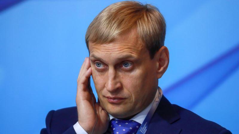 «Единая Россия» приостановила членство в партии задержанного главы администрации Евпатории