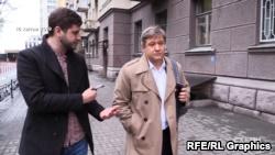 Бывший министр финансов, а теперь член команды Зеленского Александр Данилюк