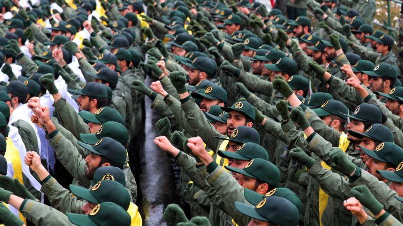 США внесут стражей исламской революции Ирана в список террористов