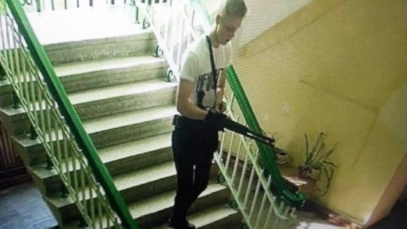 Глава Следкома России: «керченского стрелка» Рослякова унижали одноклассники