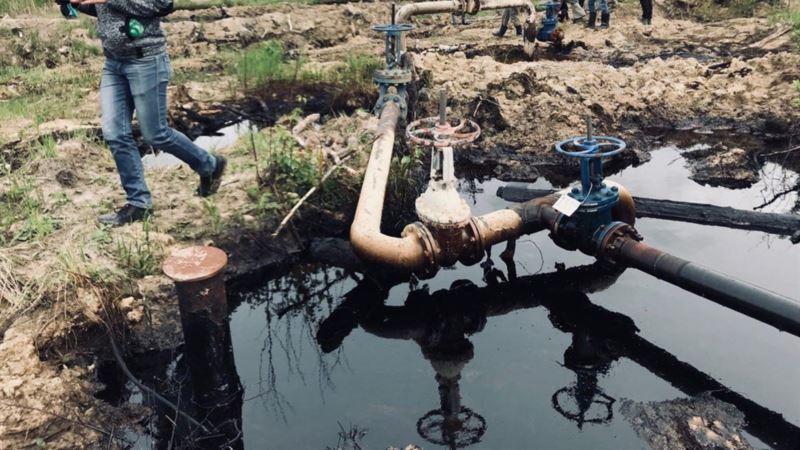В России завели уголовное дело об умышленном загрязнении нефти на экспорт