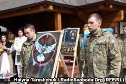 Во Львове провели художественную акцию в поддержку украинских пленных (+фото)