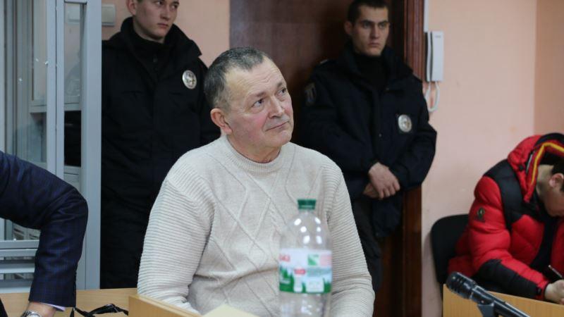 В Киеве суд продлил арест экс-главе Минздрава Крыма, обвиняемому в госизмене