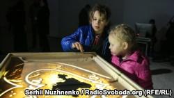В Киеве в рамках выставки «Удивительные истории Крыма» представили спектакль Terra Crimea