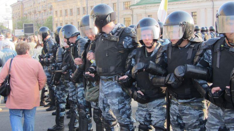 Бывшие сотрудники ОМОН пожаловались Путину на выселение из квартир