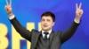 ЦИК Украины объявила Зеленского победителем выборов президента