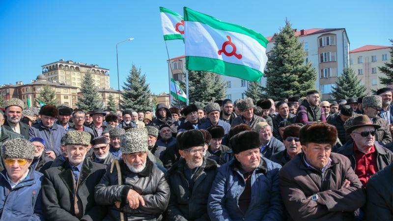 Россия: главу Совета тейпов Ингушетии Малсага Ужахова арестовали на два месяца