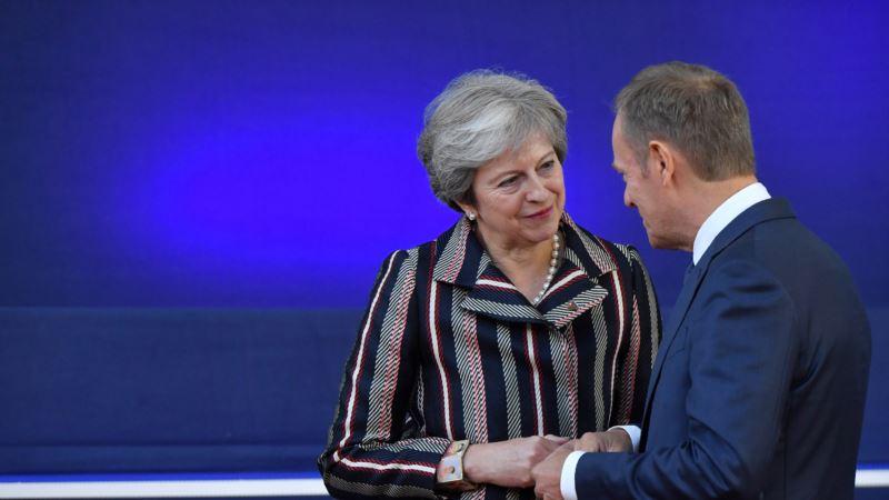Тереза Мэй попросила ЕС перенести Брекзит на 30 июня