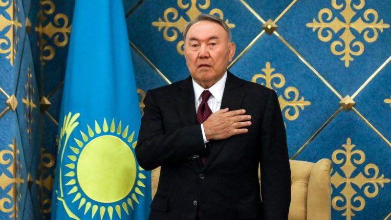 Китай наградил Назарбаева орденом Дружбы