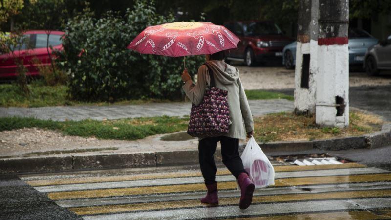 Погода в Крыму: ожидаются дожди, в Севастополе – туман