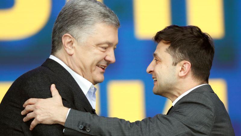 В Украине начался «день тишины»