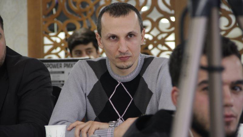 Суд в Крыму продлил арест координатору «Крымской солидарности» Мустафаеву