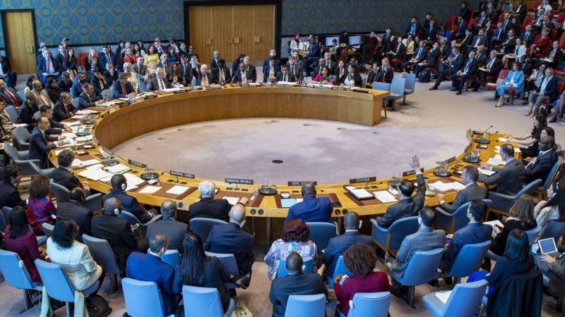 Совет Безопасности ООН соберется 25 апреля из-за указа Путина о выдаче российских паспортов