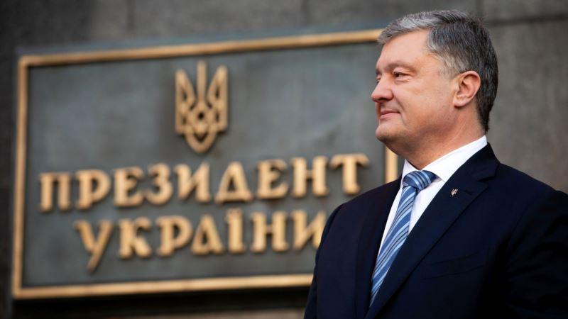 Порошенко заявляет, что 10 мая дал показания в делах Майдана