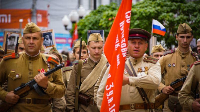 Центр Симферополя перекроют 9 мая из-за празднования «Дня победы» – власти города