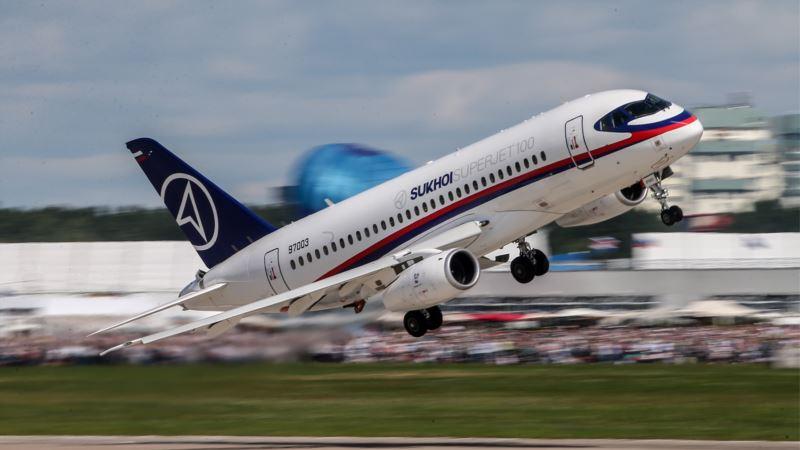 Россия: Вылетевший в Самару SSJ 100 «Аэрофлота» вернулся в Шереметьево