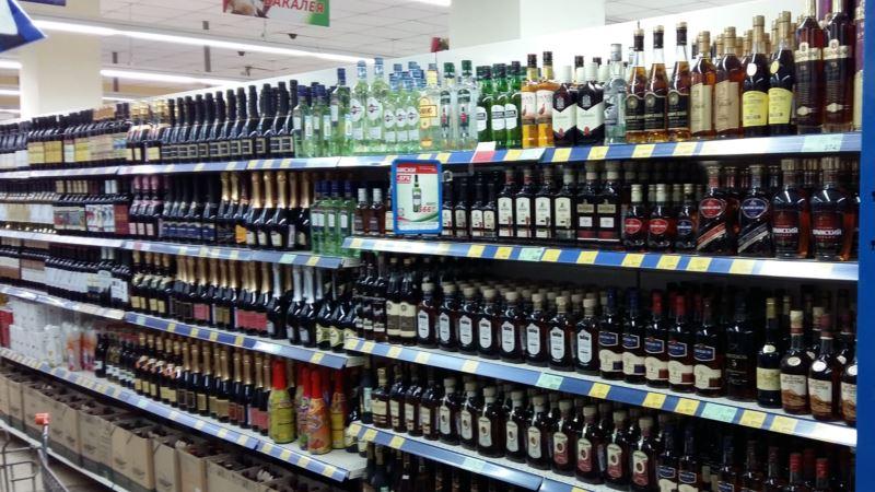 В Севастополе 1 июня запретят продажу алкоголя