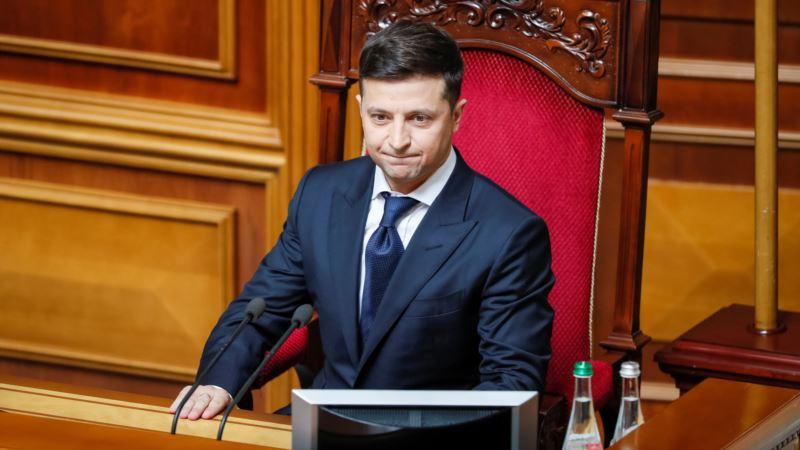 Указ Зеленского о роспуске Верховной Рады обжаловали в Верховном суде