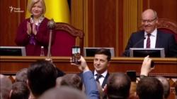 Зеленский 21 мая встретится со спикером Верховной Рады и председателями фракций