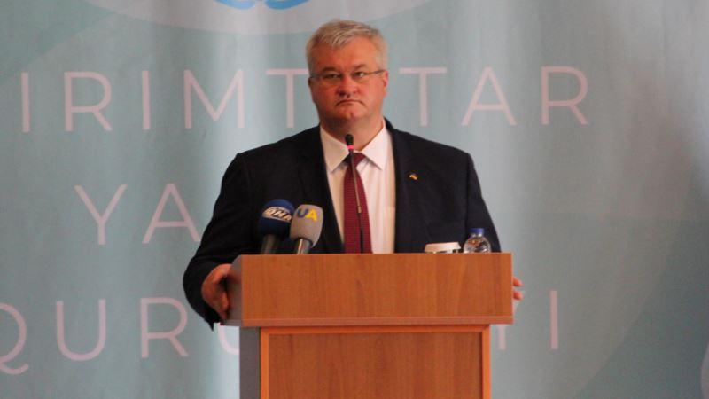 В Анкаре на государственном уровне почтили память жертв депортации крымских татар