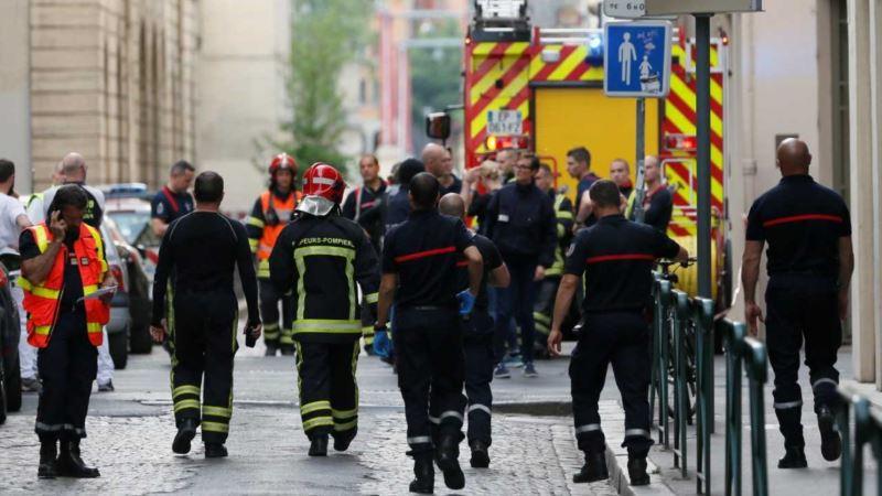 Во Франции продолжается розыск взорвавшего бомбу в Лионе – СМИ
